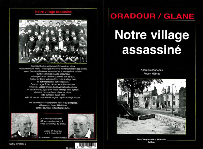 Notre village assassiné
