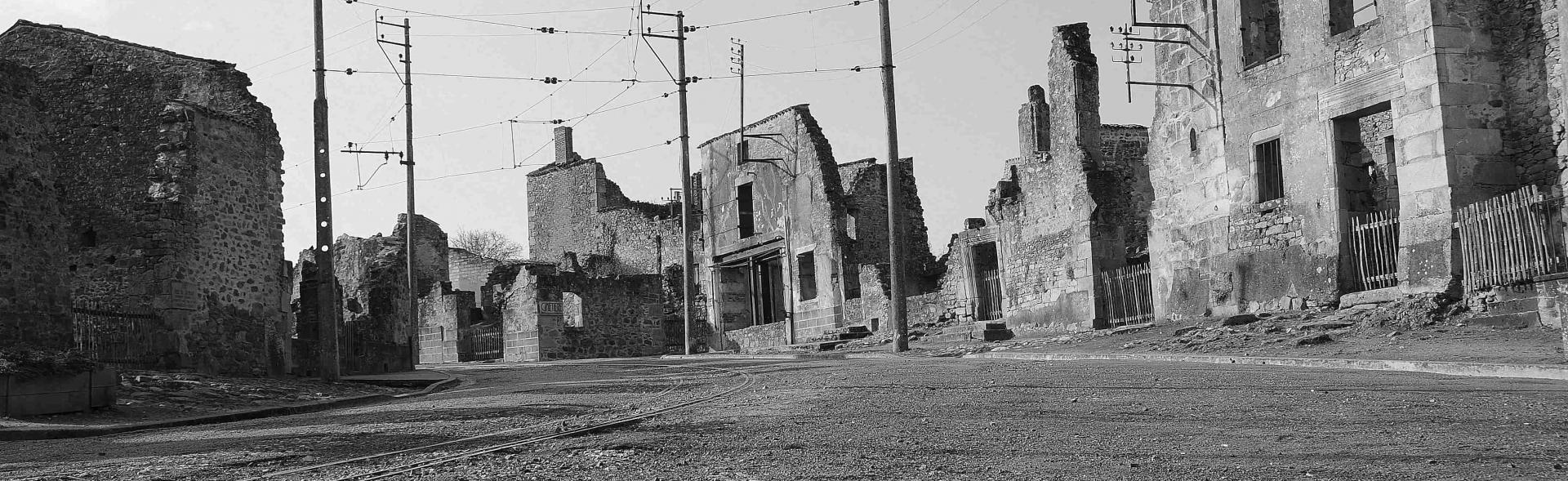 Le village martyr d'Oradour